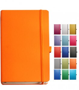 Image showing Branded Notebooks called Matra, an alternative to Tuscon Branded Notebooks from The Notebook Warehouse