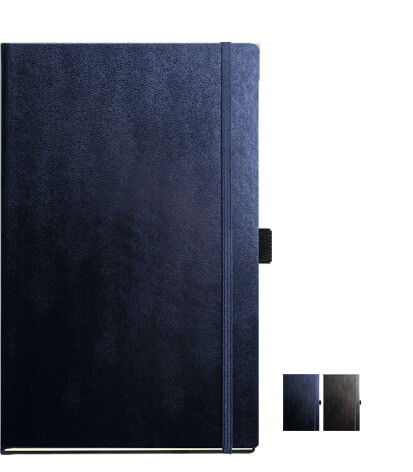 Image Showing Branded Notebooks called Paros by The Notebook Warehouse