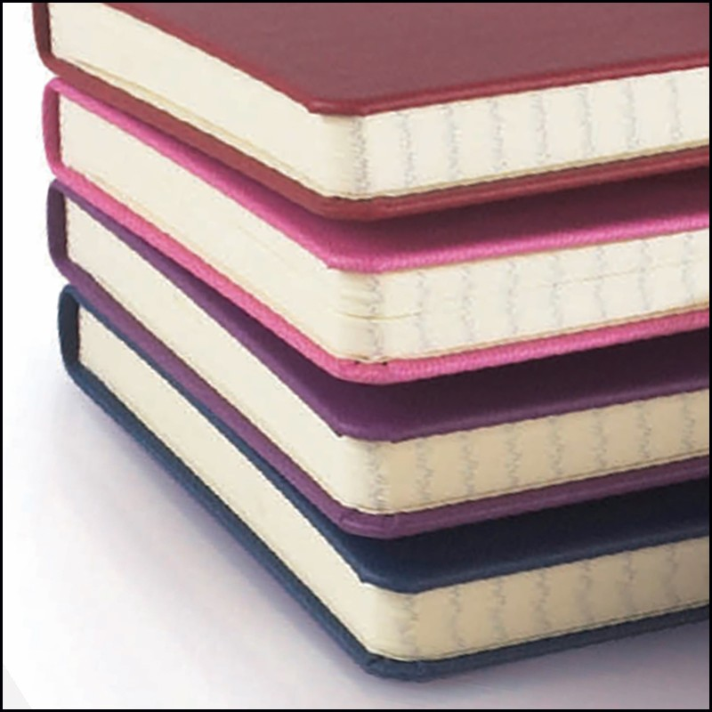 Image showing Notebooks with Rounded Edges