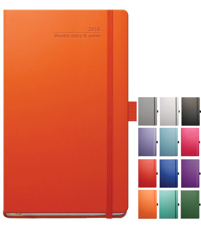 Matra Branded Diaries range from The Notebook Warehouse