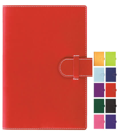 Arles Refillable Company Diaries is a brilliant range of diaries to give to your clients from The Notebook Warehouse