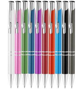 Electra Satin Enterprise part of the Plastic Promotional Pens from The Notebook Warehouse