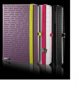 Lanybooks by The Notebook Warehouse bring style to your company promotions