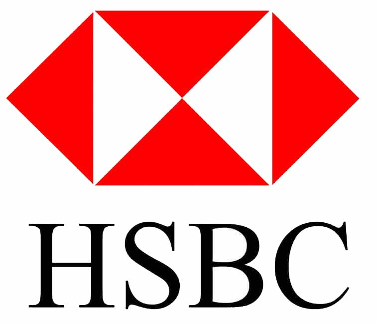HSBC one of the many brands that have had customised notebooks from The Notebook Warehouse