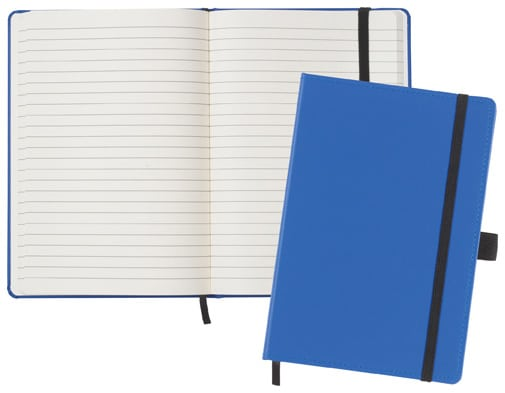 Picture of the Interior of the Dartford A5 Contrast Branded Notebook