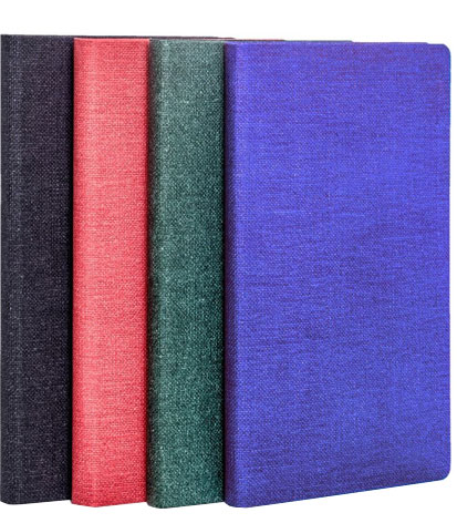 Group Image of Nature Branded 100% Recyclable Notebooks from The Notebooks Warehouse.