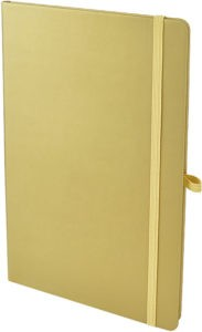 Image of Mole Promotional Notebooks in Gold from The Notebook Warehouse