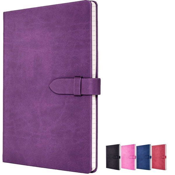 Mirabeau Customised Notebooks from The Notebook Warehouse available in 5 Colours