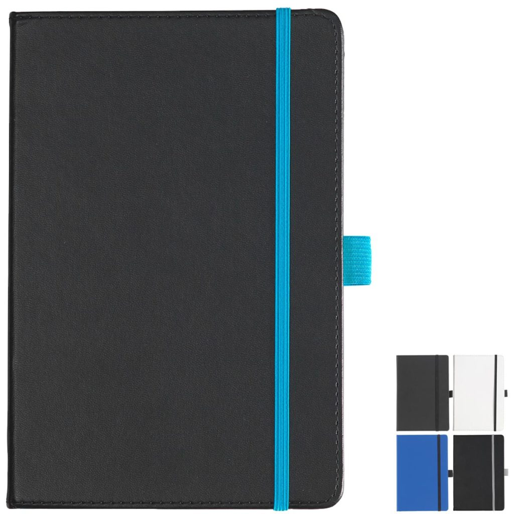 Image of the Dartford Recycled Branded Notebooks collection. Part of the eco friendly branded notebooks range from The Notebook Warehouse.
