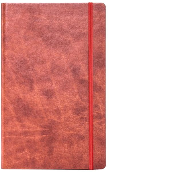 Image showing Novara Flexible Branded Notebook from The Notebook Warehouse