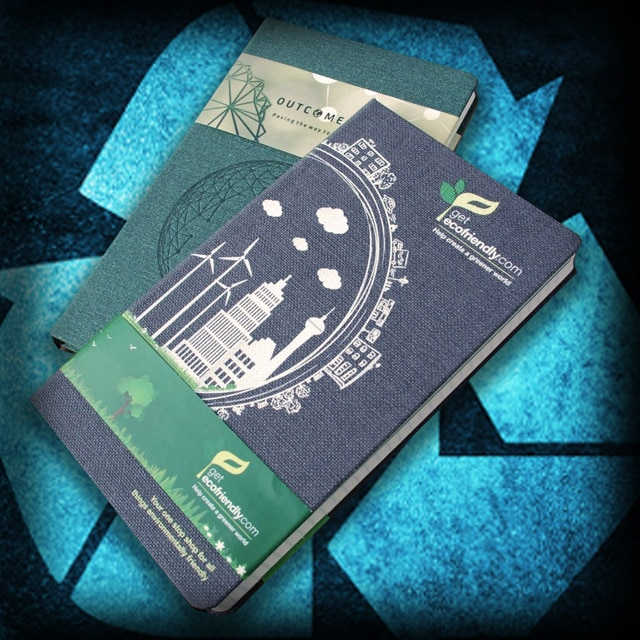 Category of Eco Friendly branded Notebooks from The Notebook Warehouse