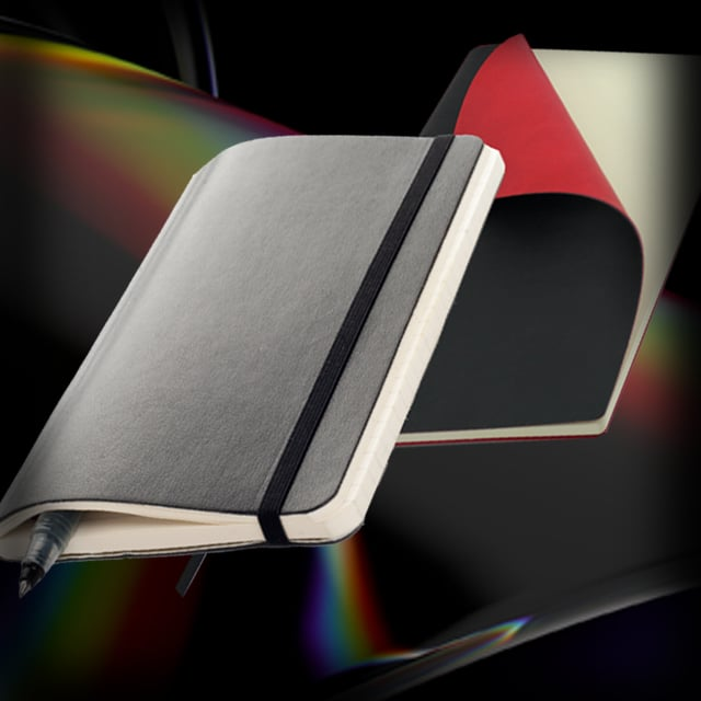 Categories Soft Cover branded notebooks from The Notebook Warehouse