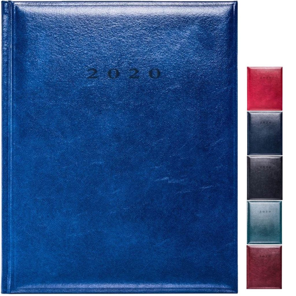 Colombia Company Branded Diaries from The Notebook Warehouse available in 6 colours
