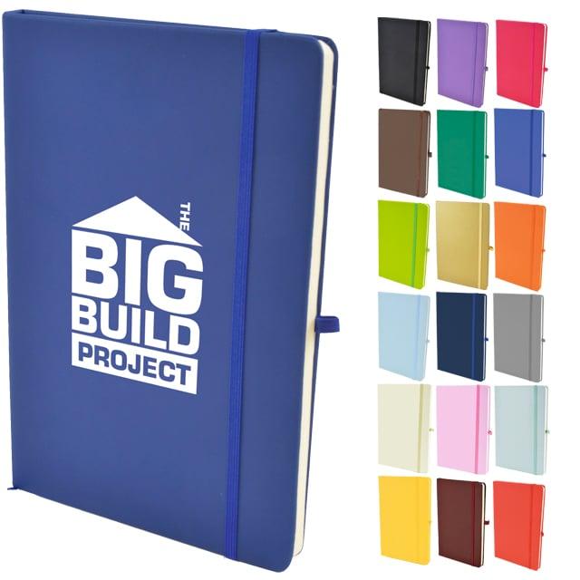 Mole Branded Notebooks